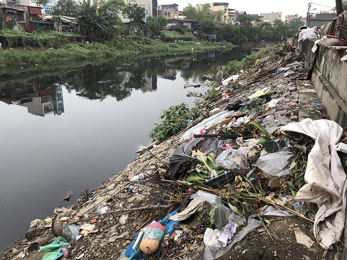 Chuyên gia môi trường nói gì về vấn đề ô nhiễm lưu vực sông Nhuệ - Đáy? - Ảnh 1