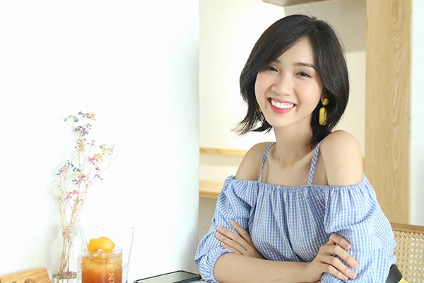 Người đẹp Đỗ Nhật Hà chưa từng có kỷ niệm với người yêu vào ngày 20/10 - Ảnh 1
