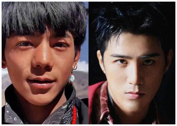 Chàng trai Tây Tạng có vẻ ngoài điển trai như nam thần Hoa ngữ - Ảnh 6