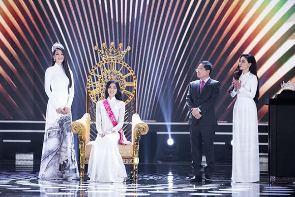 BTC lên tiếng về tranh cãi để Hoa hậu Việt Nam 2020 mặc áo dài trắng khi đăng quang - Ảnh 2