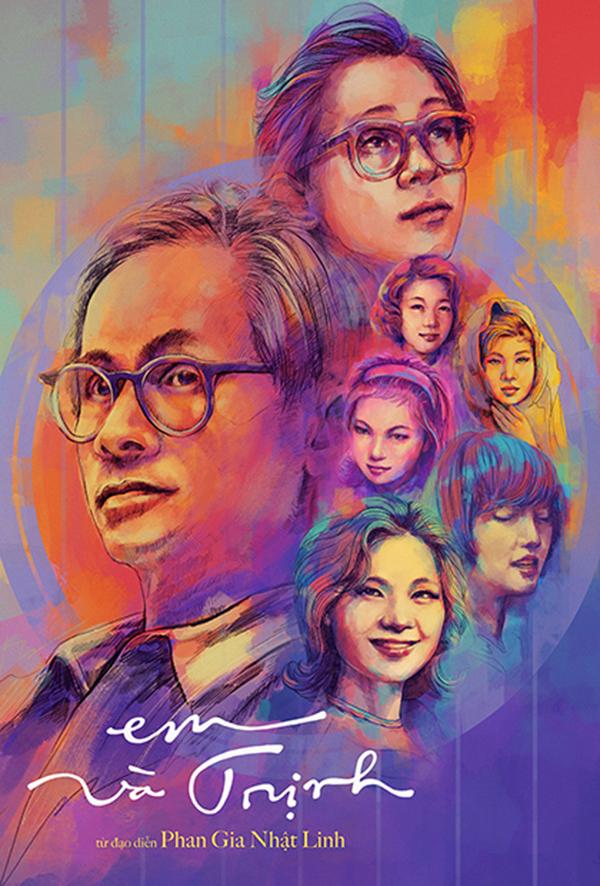 Hé lộ nhan sắc ngọt ngào của nữ diễn viên vào vai Diễm trong phim về Trịnh Công Sơn - Ảnh 3