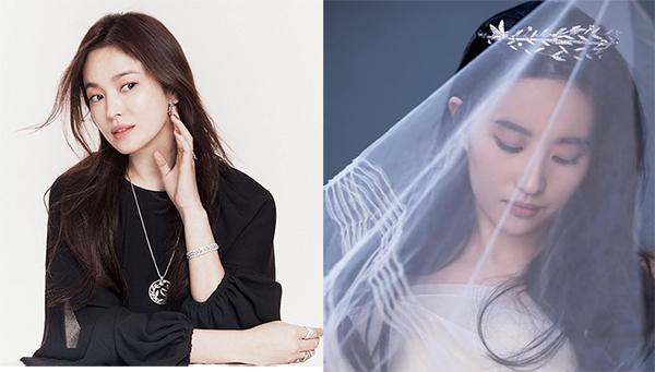 """Nhan sắc của """"nữ thần"""" Song Hye Kyo ở tuổi 40 lộ nhiều dấu hiệu lão hóa - Ảnh 3"""