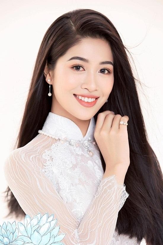 Nữ tiếp viên hàng không xinh đẹp lọt vào chung kết Hoa hậu Việt Nam 2020 - Ảnh 2