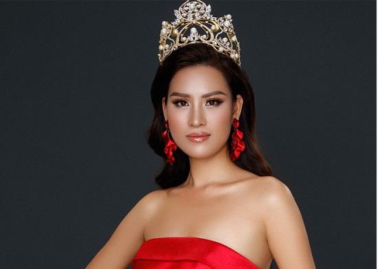 Thái Thị Hoa thi Hoa hậu Trái đất 2020 mà chưa được cấp phép? - Ảnh 1
