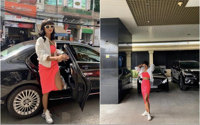 """""""Bóc giá"""" xế sang Mercedes-Benz gắn bó 2 năm với Hoa hậu H'Hen Niê - Ảnh 2"""