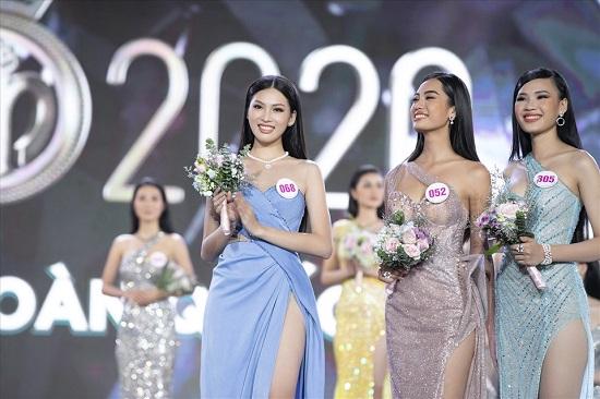 """Hoa hậu Việt Nam 2020: """"Bản sao"""" Tiểu Vy sở hữu đôi chân dài 1m1, xứng đáng là ứng viên """"nặng ký"""" - Ảnh 4"""