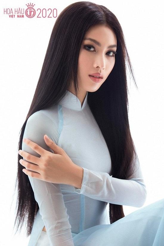 """Hoa hậu Việt Nam 2020: """"Bản sao"""" Tiểu Vy sở hữu đôi chân dài 1m1, xứng đáng là ứng viên """"nặng ký"""" - Ảnh 6"""