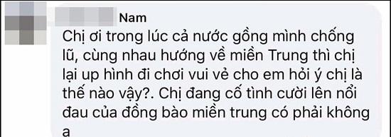 Hà Hồ làm thơ đáp trả khi Kim Lý bị antifan mỉa mai không về miền trung cứu trợ - Ảnh 2