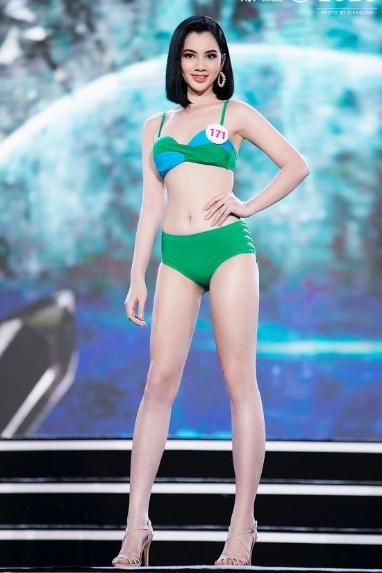 Giấu bố mẹ đi thi, người đẹp An Giang sở hữu thân hình gợi cảm bước vào chung kết Hoa hậu Việt Nam 2020 - Ảnh 5