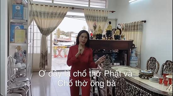 Căn nhà hơn 5 tỷ Thuỷ Tiên mua tặng mẹ ở quê Rạch Giá Kiên Giang - Ảnh 10