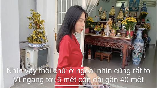 Căn nhà hơn 5 tỷ Thuỷ Tiên mua tặng mẹ ở quê Rạch Giá Kiên Giang - Ảnh 18