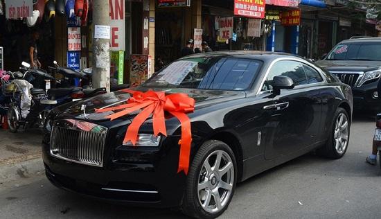 Siêu xe 40 tỷ chồng đại gia tặng Hoa hậu Thu Ngân có gì đặc biệt? - Ảnh 3