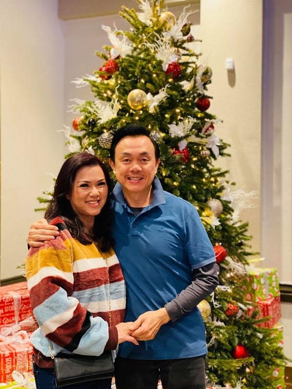 Ông xã Việt Hương tiết lộ tình trạng hiện tại của bà xã cố nghệ sĩ Chí Tài tại Mỹ - Ảnh 3