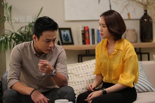 """Khán giả hụt hẫng vì Hồng Đăng - Hồng Diễm chỉ đóng vai phụ trong """"Hướng dương ngược nắng"""" - Ảnh 5"""