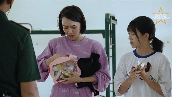 """Tập 2 Sao nhập ngũ 2020 : Kỳ Duyên bật khóc, Khánh Vân lộ """"bệnh công chúa"""" - Ảnh 1"""