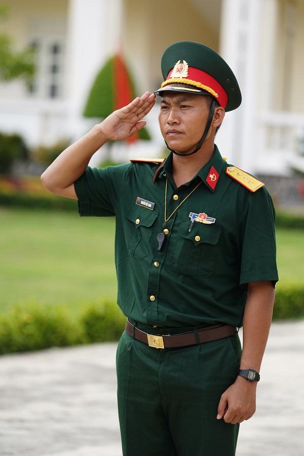 """Mũi trưởng Long (Sao Nhập Ngũ 2020) đối đáp cực bén khi khi bị Dương Hoàng Yến nhận xét """"hack tuổi"""" - Ảnh 2"""