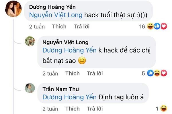 """Mũi trưởng Long (Sao Nhập Ngũ 2020) đối đáp cực bén khi khi bị Dương Hoàng Yến nhận xét """"hack tuổi"""" - Ảnh 4"""