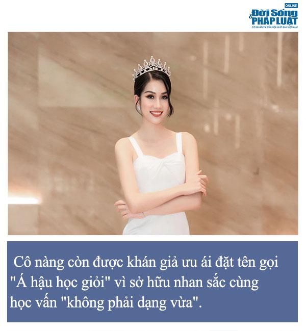 """""""Á hậu học giỏi"""" Phạm Ngọc Phương Anh nói gì khi tuột mất vương miện Hoa hậu Việt Nam 2020? - Ảnh 1"""
