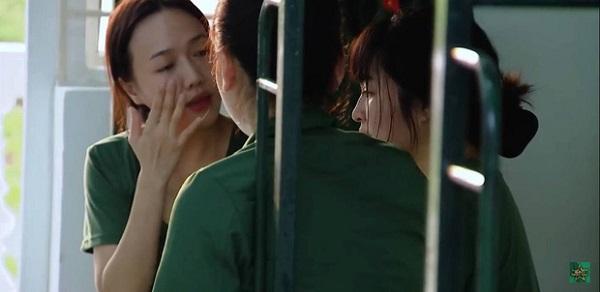 """Tập 4 Sao Nhập Ngũ 2020: Diệu Nhi """"đi đường quyền"""" khiến đồng đội cười sảng, Khánh Vân nhận """"gạch đá"""" vì """"bệnh công chúa"""" quá nặng - Ảnh 9"""