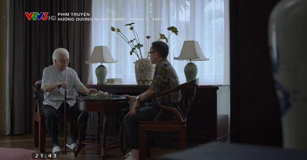 Tập 8 Hướng Dương Ngược Nắng: Ông Phan (NSƯT Đức Trung) thông báo bản di chúc, Kiên (Hồng Đăng) nhìn Châu (Hồng Diễm) lại tơ tưởng đến Minh (Thu Trang) - Ảnh 3