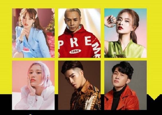 Hoàng Thùy Linh gia nhập cuộc đua giành suất tranh MTV EMA 2020 - Ảnh 1