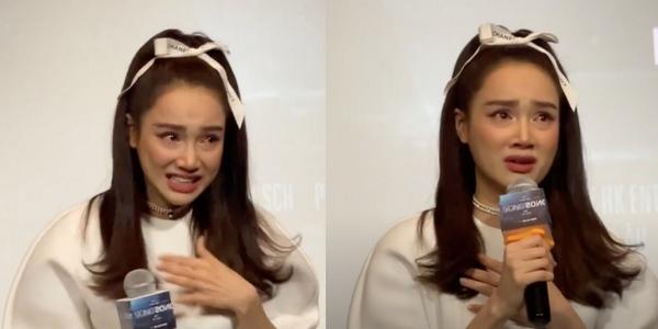 """Khán giả chỉ trích Nhã Phương vì đến trễ họp báo 2 tiếng dù đã """"khóc cạn nước mắt"""" - Ảnh 1"""