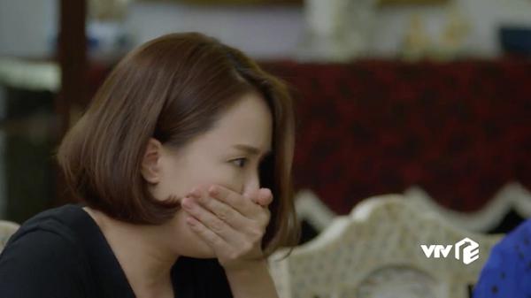 Hướng Dương Ngược Nắng Tập 21: Vừa chia tay Kiên, Châu lại phát hiện mang thai? - Ảnh 5