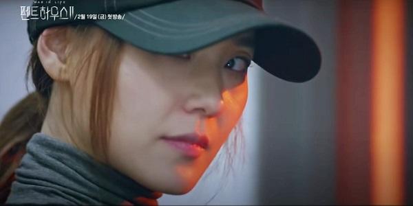"""Penthouse 2 (Cuộc Chiến Thượng Lưu 2) tập 1: Vừa mở màn đã bắt ngay cảnh Cheon Seo Jin """"ngoại tình"""" với chồng cũ - Ảnh 3"""