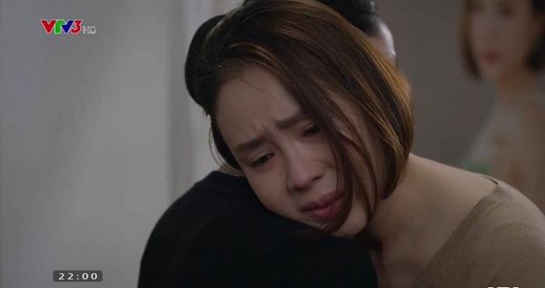 Hướng Dương Ngược Nắng tập 33: Châu đau khổ tột đổ vì bị Vỹ cưỡng hiếp, quay lại clip giường chiếu - Ảnh 3