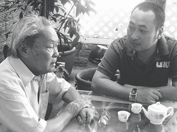 """Bố là nhà văn Nguyễn Quang Sáng nhưng lại bị 4 điểm phân tích tác phẩm """"Chiếc lược ngà"""", đạo diện Nguyễn Quang Dũng nói gì? - Ảnh 2"""