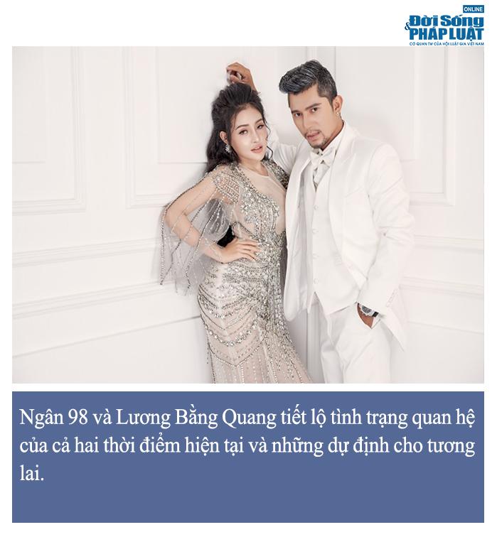 """Ngân 98 tiết lộ quà 8/3 dành tặng mẹ Lương Bằng Quang, chia sẻ về chiếc nhẫn cầu hôn """"hụt"""" - Ảnh 1"""