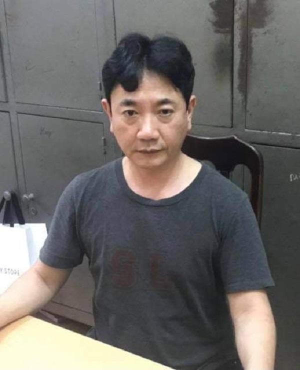 Hà Nội: Bắt giữ đối tượng truy nã người Hàn Quốc đang trốn tại quận Cầu Giấy - Ảnh 2