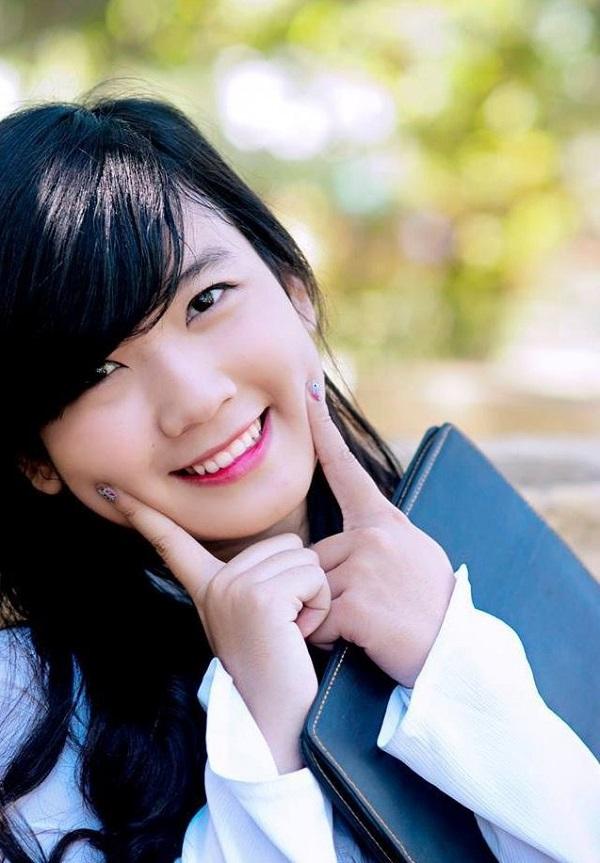 """Cô gái từng là """"nàng thơ"""" của hàng nghìn chàng trai Sài Gòn khoe nhan sắc ở tuổi 28 - Ảnh 2"""
