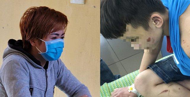 Vụ hành hung cháu bé 14 tuổi tại Bắc Ninh: Chủ quán phải đối diện với mức án nào? - Ảnh 1