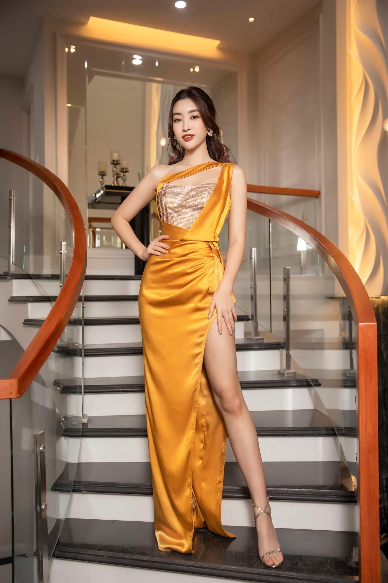 Hoa hậu Đỗ Mỹ Linh trở thành đại sứ thương hiệu Thẩm mỹ Quốc tế Linh Anh - Ảnh 1