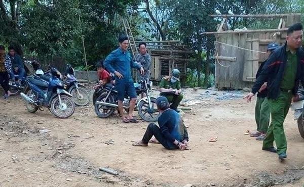 """Lào Cai: Mâu thuẫn khi """"chén chú, chén anh"""", 1 người bị chém tử vong - Ảnh 2"""