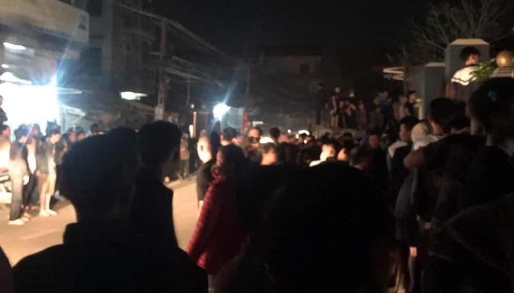 Bắc Giang: Bàng hoàng con trai dùng gậy sát hại bố đẻ trong đêm - Ảnh 1