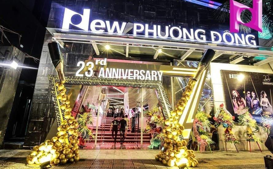 nhan vien quan bar new phuong dong tu tap mo nhac on ao ngay trong khu cach ly dspl 2