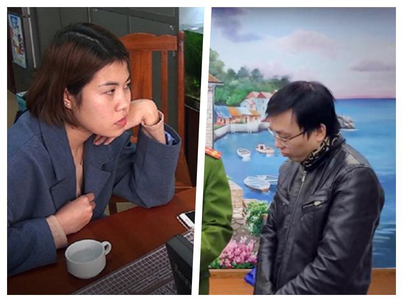 bo cong an pha duong day mua ban hang ty du lieu ca nhan danh tinh nu giam doc cong ty cong nghe cam dau dspl 88