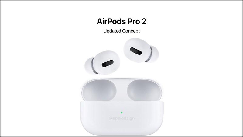 tin tuc cong nghe moi nong nhat hom nay 236 airpods pro 2 lo concept vua la vua dep1
