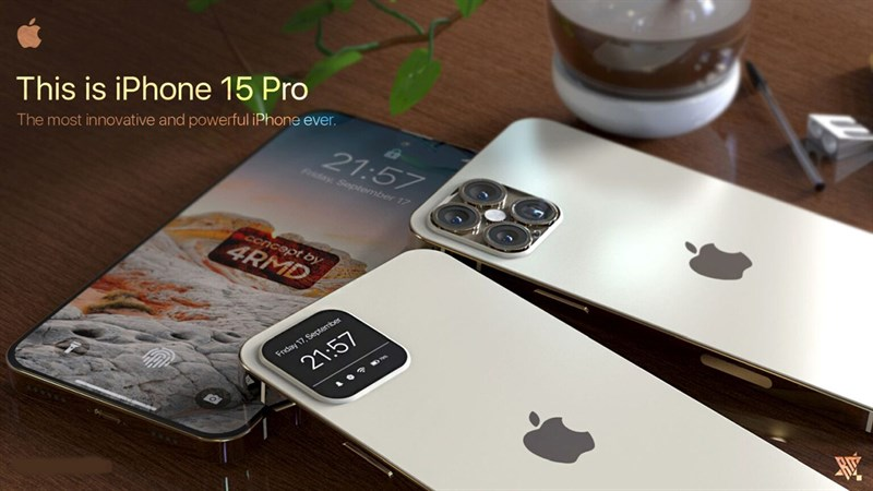 tin tuc cong nghe moi nong nhat hom nay 110 xuat hien video render cua iphone 15 pro1
