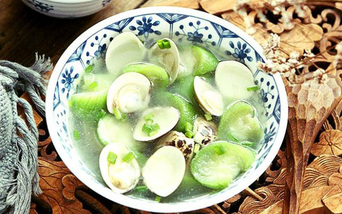 canh ngao muop 1