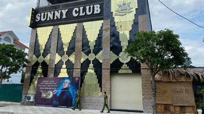 cong an vinh phuc thong tin ve cac clip nong duoc cho la quay tai bar karaoke sunny