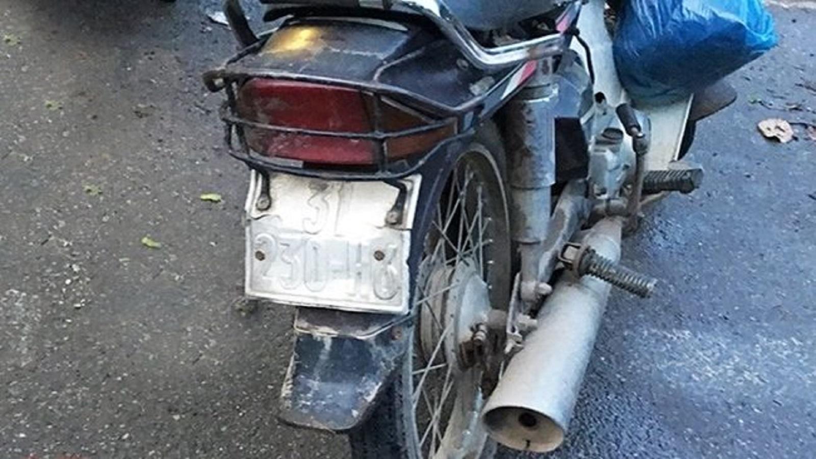khong phai ai cung biet xe mo bien so bi phat tien len den 1 trieu dong