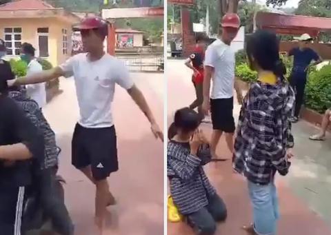 vu nu sinh lop 7 bi nam thanh nien tat bat quy xin loi giua san truong tiet lo nguyen nhan