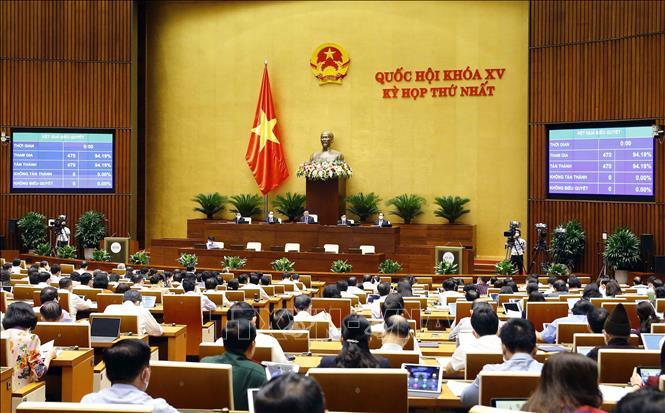 co cau to chuc cua chinh phu nhiem ky 2021 2026 gom 18 bo 4 co quan ngang bo