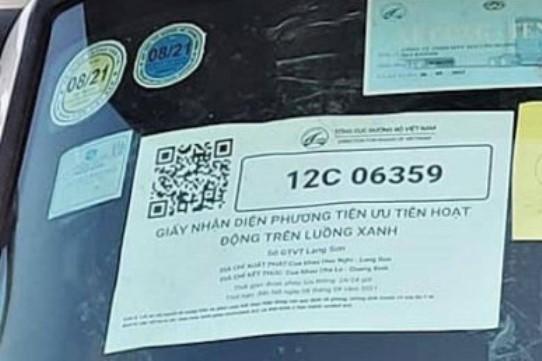 tuong to an xo co dau hieu xam nhap trai phep danh cap du lieu dang ky xe luong xanh