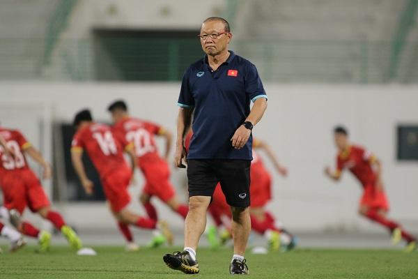 hlv park hang seo tham du le boc tham vong loai thu 3 world cup 2022 01