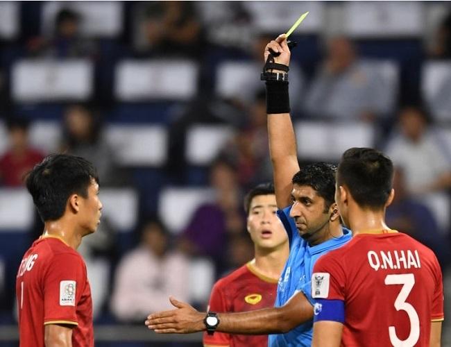 vong loai world cup 2022 trong tai bat tran viet nam vs trung quoc ac mong voi quang hai 01