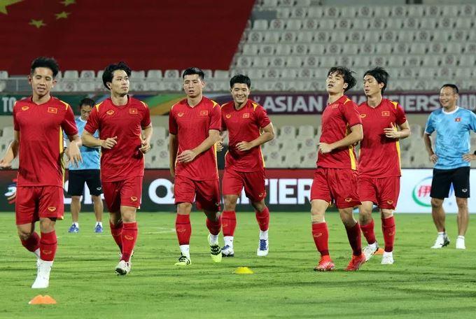 vong loai world cup 2022 doi tuyen viet nam chot danh sach 23 cau thu cho tran gap doi tuyen trung quoc 01